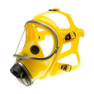 Single-filter full-face masks