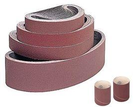 Schleifbänder für Trockenschliff