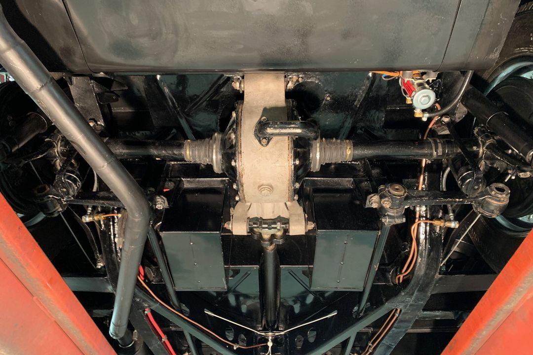 1948 Alfa Romeo 6C 2500 SS Cabriolet