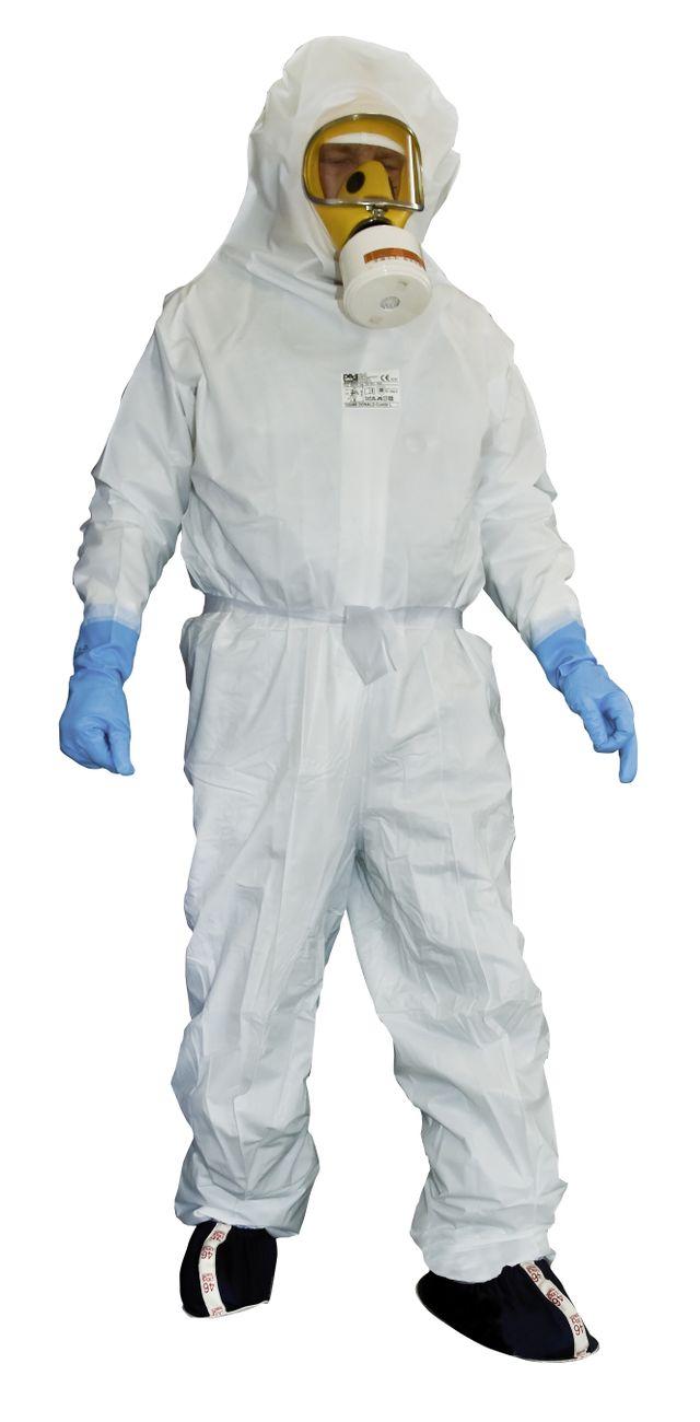 Protective suit GEMINI