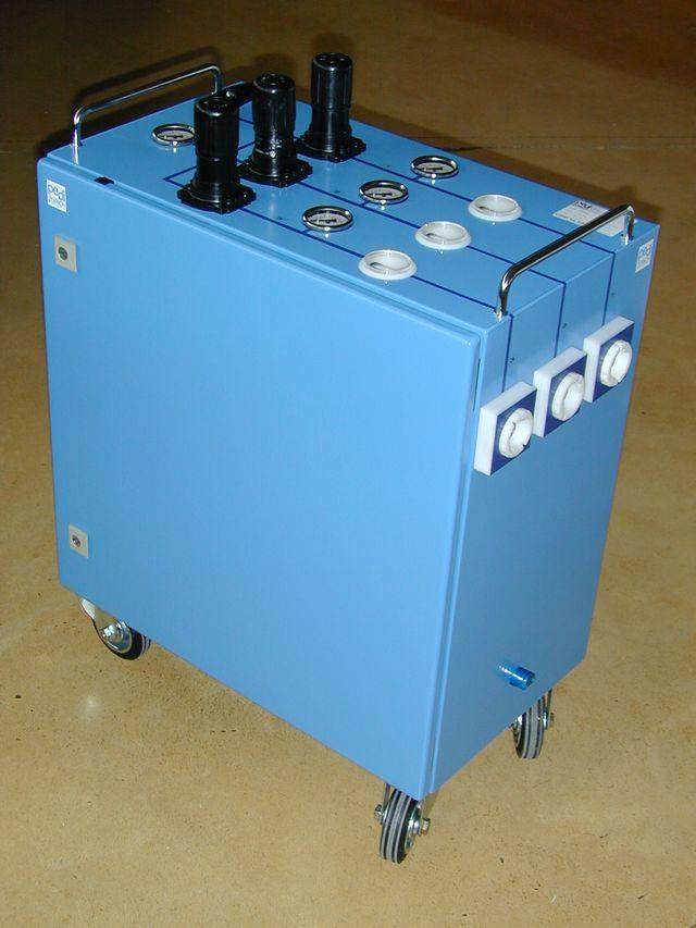 Filter station AIR-JET
