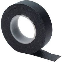 6 bandes autocollantes STRAPPING noir 25mm