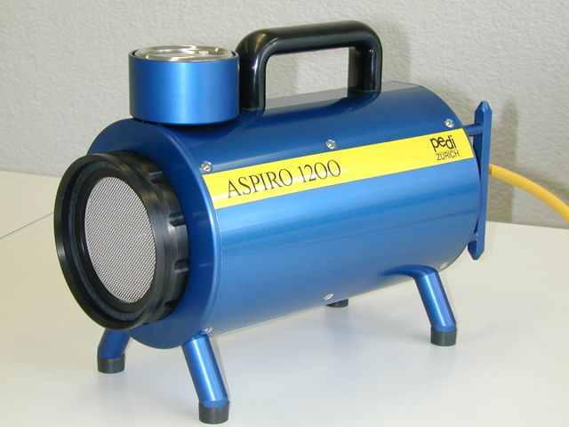 Air sampler ASPIRO 1200