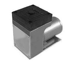 Pompe à membrane pour le vide