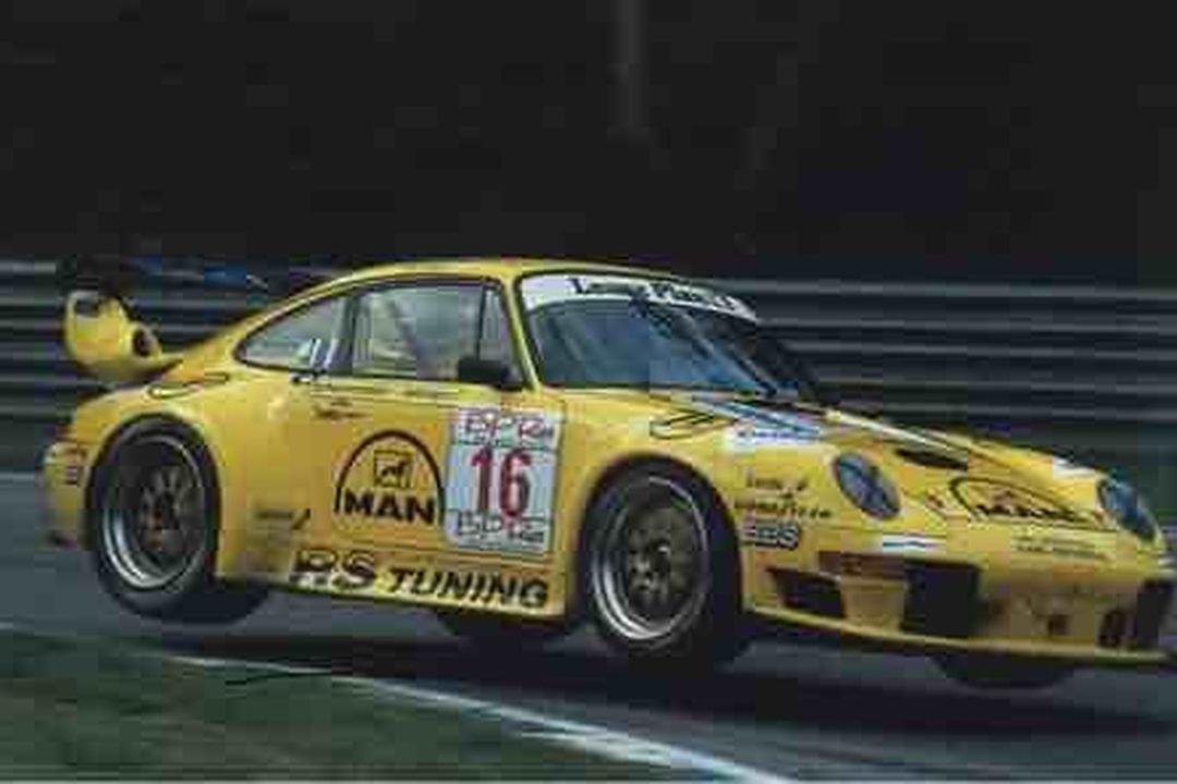 1995 Porsche 993 GT/2 EVO Race Car