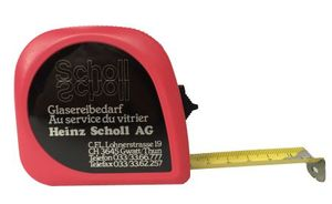 Rollmeter 8m x 25mm
