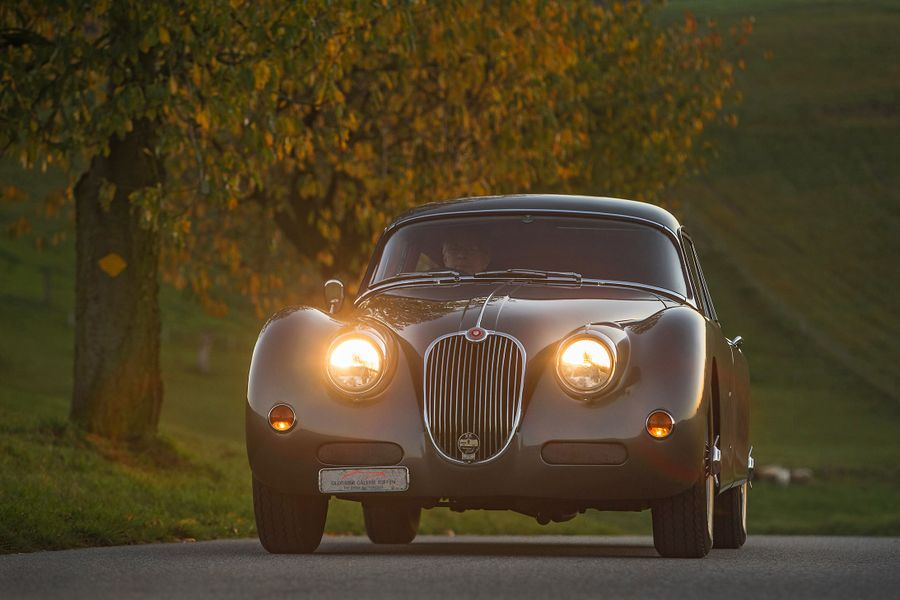 "1959 Jaguar XK 150 Estate ""The Tow Car"""