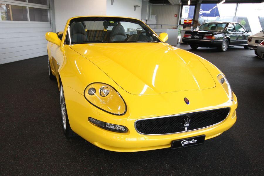 2002 Maserati Spider Cambiocorsa