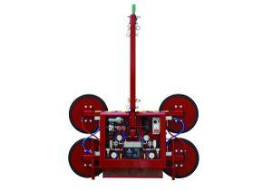 """Palonnier à ventouses DKF 12V - Système de vacuum à deux circuits indépendants - """"P"""" = 450kg"""
