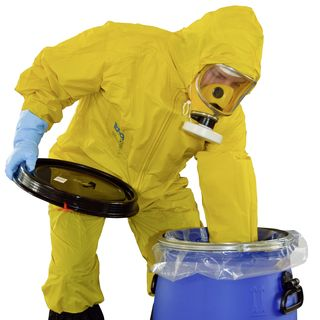 Lightweight non-ventilated protective suits