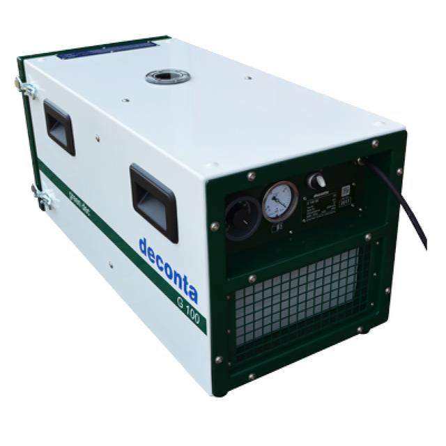 Ventilation and filter system