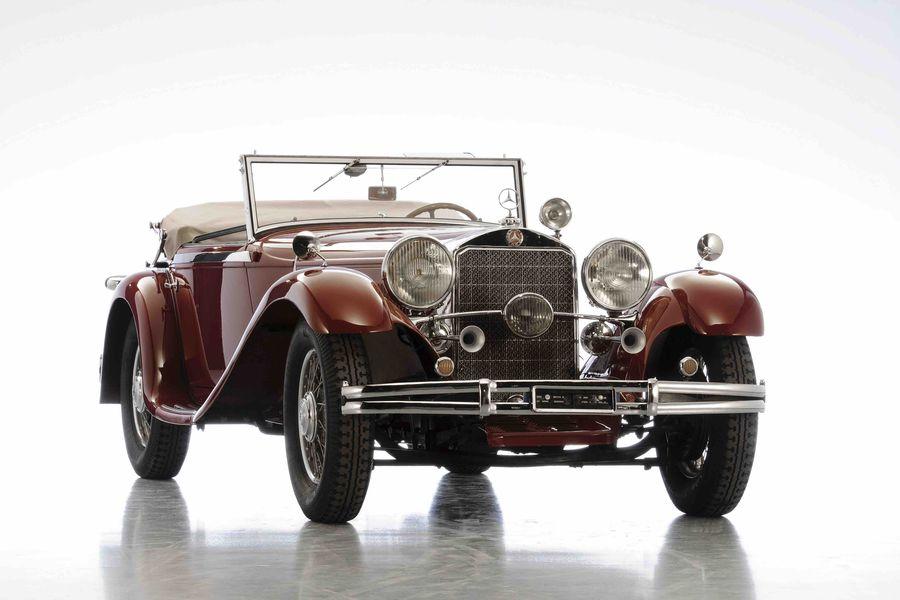 1931 Mercedes-Benz 370 S