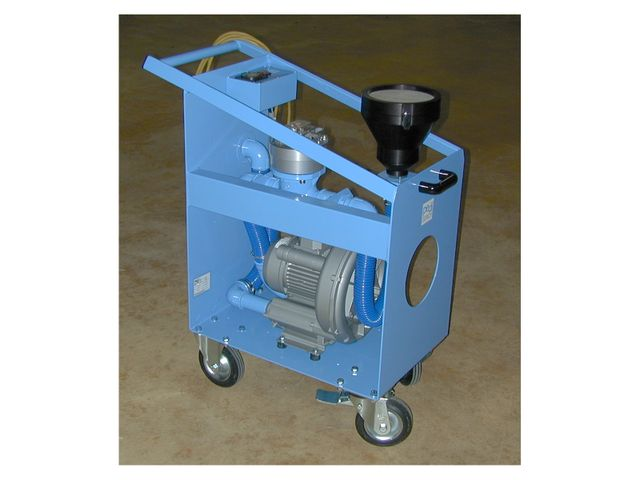 Air sampler AS 730