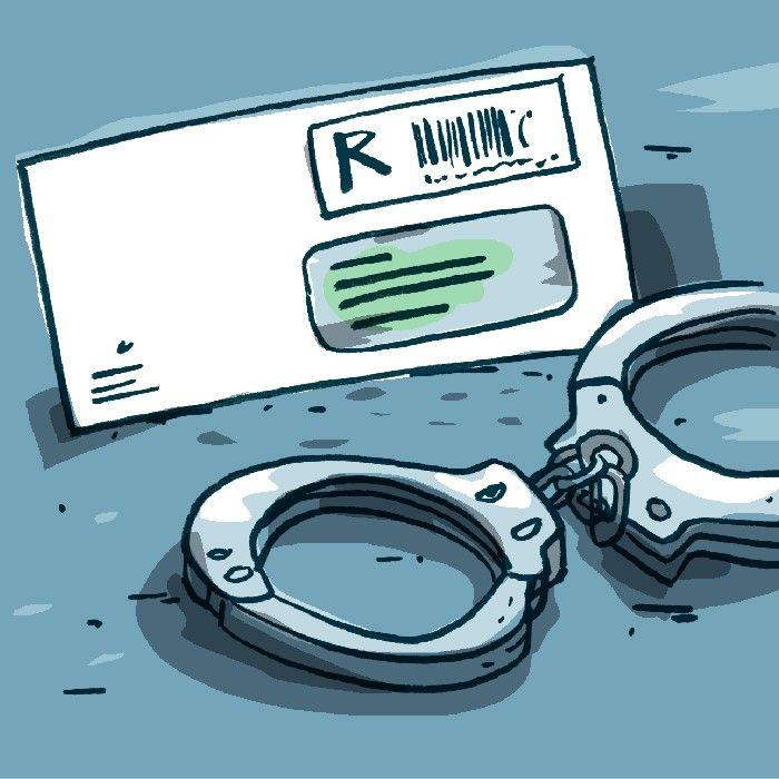 Arbeitnehmer in Untersuchungshaft