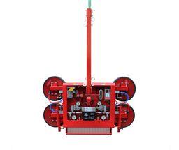"""Palonnier à ventouses DKF 12V - Système de vacuum à deux circuits indépendants - """"P"""" = 350kg"""