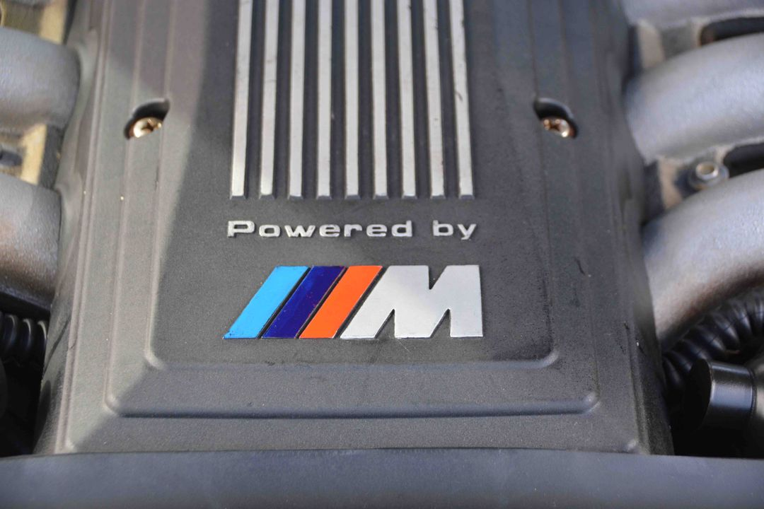 1993 BMW 850 CSi