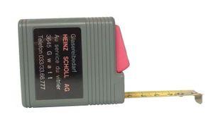 Mètre à ruban 3'500x16mm avec blocage