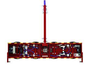 12V-Zweikreis-Inline-Vakuumhebegerät