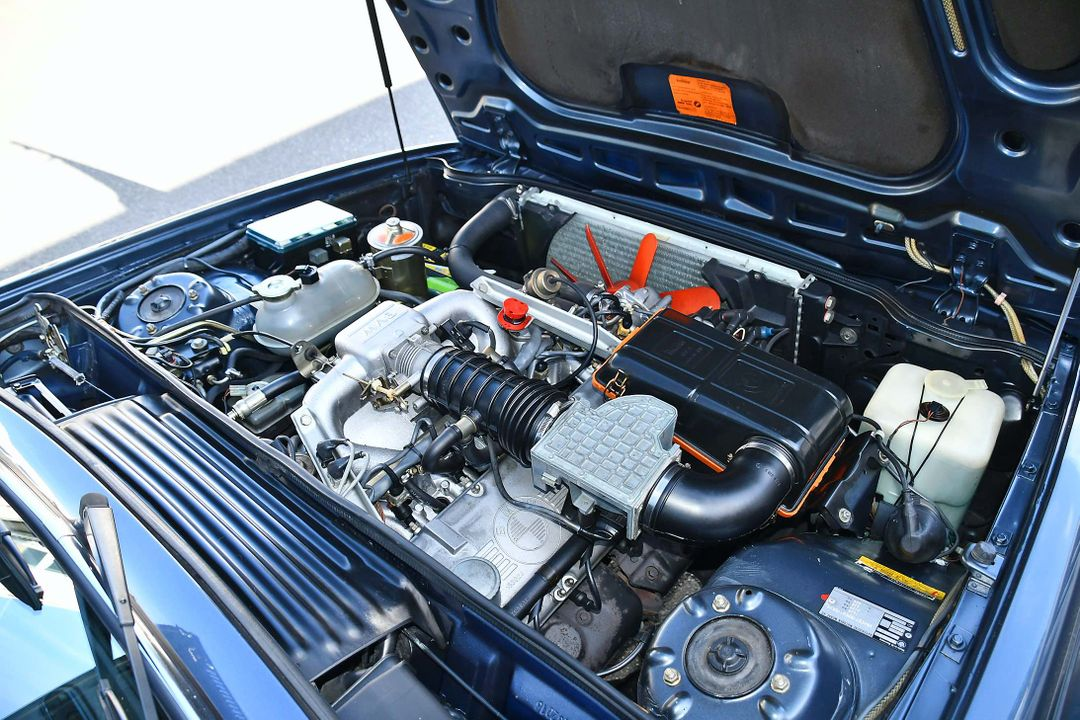 1982 BMW 635 CSi