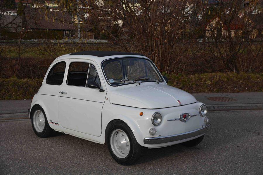 1972 Fiat Giannini 650 NP