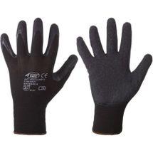 Handschuhe nahtlos NYLON/LATEX