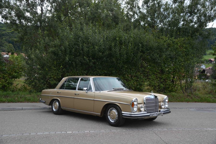 1969 Mercedes-Benz 300 SEL 6.3 Saloon