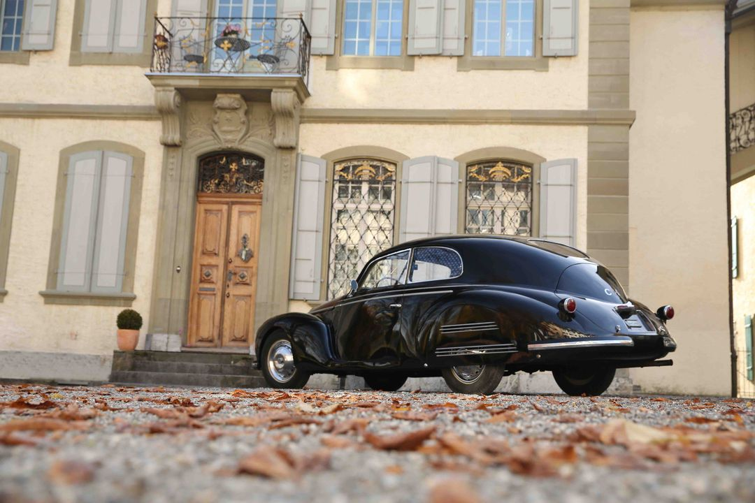 1940 Fiat 2800 Touring