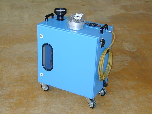 Air sampler TOPAS