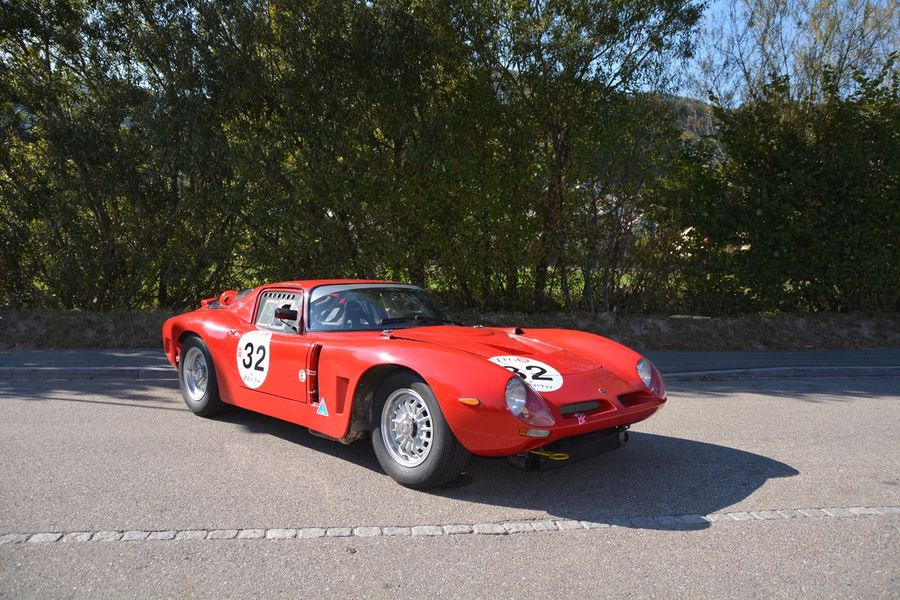 1965 Bizzarrini 5300 GT America