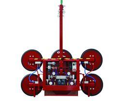 """Palonnier à ventouses DKF 12V - Système de vacuum à deux circuits indépendants - """"P"""" = 700kg"""